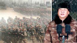La visita del mandatario chino a la Infantería de Marina del Ejército Popular de Liberación se produce cuando las tensiones entre China y Estados Unidos siguen en su punto más alto.