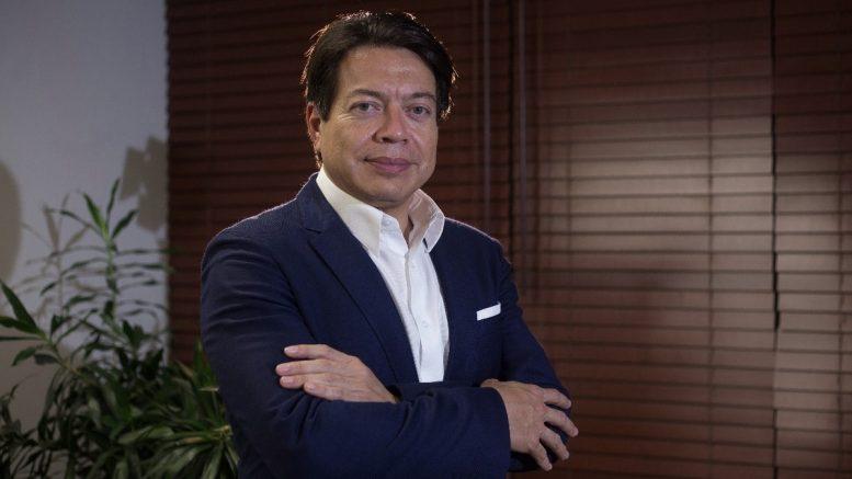 Delgado apuntó que Muñoz Ledo no puede distinguir entre una elección y una encuesta.