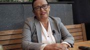 Rosa Icela Rodríguez Velázquez es licenciada en Periodismo por la Escuela Carlos Septién García, además cuenta con estudios sobre seguridad pública, seguridad nacional y gobernabilidad. Tiene más de 20 años de experiencia en la administración pública de la Ciudad de México; fungió como secretaria de Desarrollo Rural y Equidad para las Comunidades del año 2015 al 2018; fue secretaria de Desarrollo Social del año 2012 al 2015, y directora general del Instituto para la Atención de los Adultos Mayores del año 2009 al 2012.
