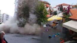 Los muertos por el terremoto sumaron 22 y cerca de 800 heridos.