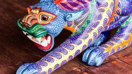 Estas artesanías, junto con los tonas, nahuales y tallas de madera de los Valles Centrales de Oaxaca, recibieron la Protección de la Indicación Geográfica del IMPI; por lo que, no podrán ser plagiadas, imitadas o robadas, aseguró Juan Pablo Guzmán, secretario de Economía local.