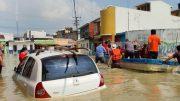 2 mil servidores de la nación recorrerán casa por casa localidades que se inundaron.