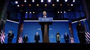 El presidente electo presentó a su equipo de seguridad nacional, su primera oferta sustancial de cómo cambiará las políticas de 'Estados Unidos primero' de la era de Trump.