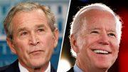 George W. Bush, el único expresidente republicano vivo, felicita a los demócratas Joe Biden y Kamala Harris por su triunfo en las elecciones presidenciales, a las que calificó de 'justas'