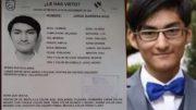 El estudiante de la Prepa 5 fue visto por última vez el pasado 26 de octubre y fue hallado la noche de este jueves en inmediaciones del Estadio Azteca