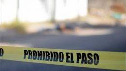 En hechos ocurridos la tarde de hoy sobre la calle Mexicali, esquina con Sonora, en la colonia Moctezuma de la capital colimense.