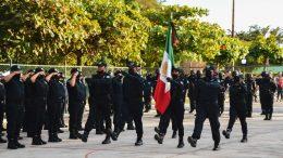 Recientemente culminaron su proceso de formación inicial en diplomado de Alta Gerencia Policial, impartido por la Universidad Panamericana.