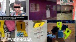 Los ordenamientos fueron efectuados en los municipios de Villa de Álvarez, Tecomán y Manzanillo; se decomisó droga y se aseguraron los inmuebles.
