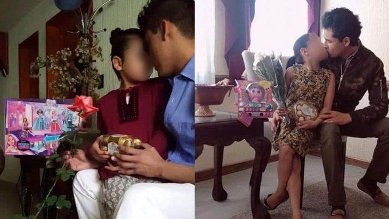"""Por ahora la menor se encuentra en custodia del DIF Estatal donde le realizan los estudios pertinentes para las indagatorias correspondientes. Al respecto, Medel Galindo denunció una campaña de desprestigio en su contra y aseguró que """"solo se trataba de muestras de amor a su hija""""."""