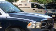 Vecinos dieron aviso a las autoridades, que cerca de la plaza de toros se encontraba el cuerpo.