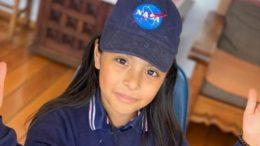 La pequeña de 11 años tiene un IQ de 162, mayor que el de Albert Einstein, y fue aceptada en uno de los grandes programas de la NASA.