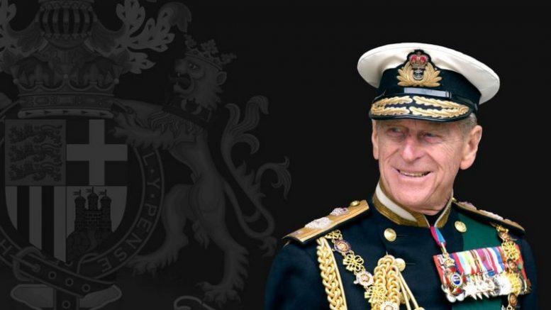 El sitio web del Palacio de Buckingham fue cerrado temporalmente en señal de luto por la muerte de Felipe de Edimburgo, marido de la reina Isabel II.