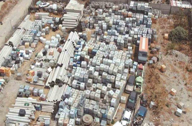 Advirtió a los dueños de predios y bodegas que rentan sus espacios para el robo y almacén de combustible serán confiscados.
