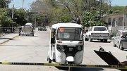 """Circulaba por la colonia la Joya II, cerca de la secundaria """"La Machetera"""", en Santiago, cuando fue atacado."""