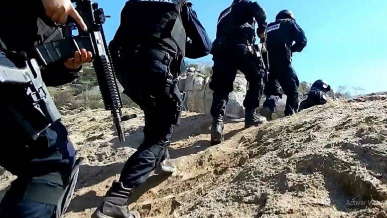 Lo equivalente a más de 6 millones de dosis de sustancias similares a narcótico fueron asegurados en Sonora en patrullajes de vigilancia de la Policía Estatal de Seguridad Pública.