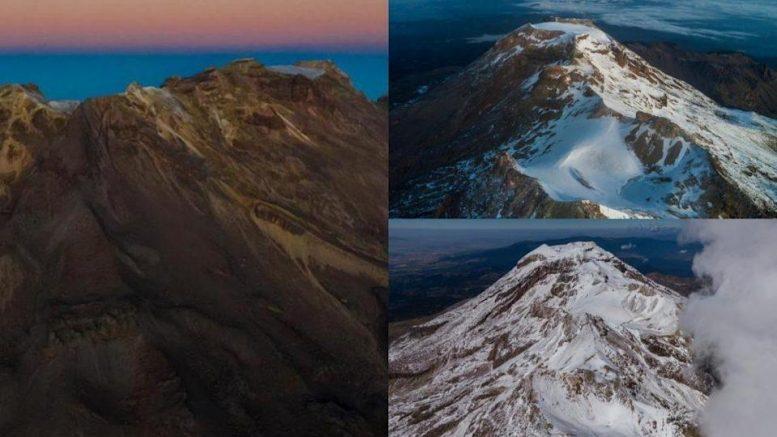 La inscripción, firmada por la máxima casa de estudios, fue instalada para plasmar la importancia de su pérdida, ya que estas masas de hielo funcionan como revesas estratégicas de agua, pues de acuerdo con la comunidad científica, los glaciares comprenden el 90% de agua dulce de nuestro planeta.