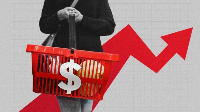 De confirmarse esta proyección, los mexicanos habrán padecido la mayor carestía desde la segunda quincena de diciembre de 2017, cuando la inflación estableció un récord de 6.85%
