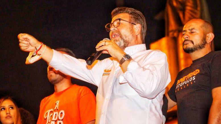 Por otra parte, Movimiento Ciudadano se deslindó de la decisión de Bours y señaló que seguirán como partido en la contienda.