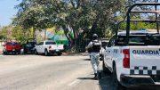 Los hechos ocurrieron en Lomas del Mar en Santiago; la víctima fue trasladado a un hospital para que recibiera atención médica.