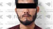 Fue detenido en flagrante delito, en la colonia María Esther Zuno de Tecomán