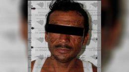 Los hechos ocurrieron el pasado mes de agosto en un inmueble da la colonia Tabachines, donde privó de la vida a una persona.