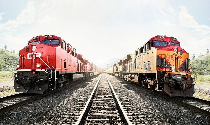 Crearán primera red ferroviaria de una línea entre México, EU y Canadá