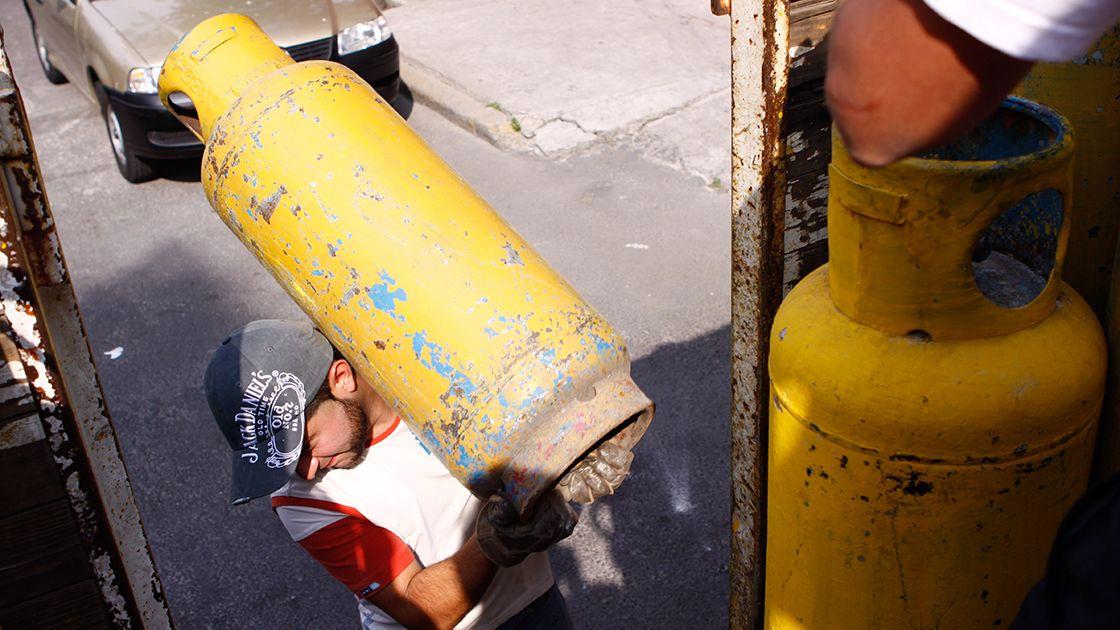 Nuevo aumento al gas LP del 2.2%